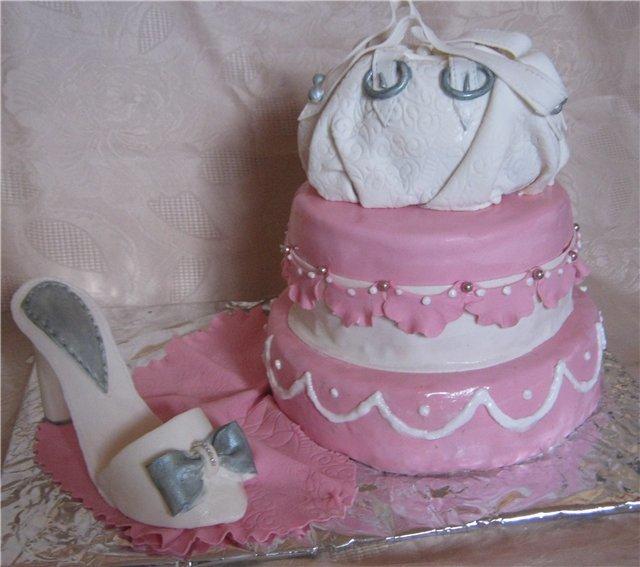 тортик на девишник