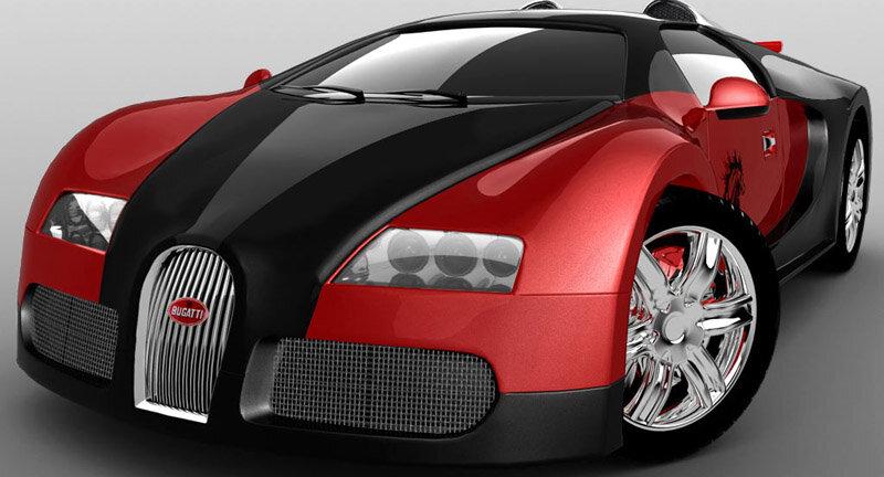 Bugatti Royale Kellner Coupe является наиболее быстрым в своей категории , развивая скорость в 100, всего за 2,5 секунды.
