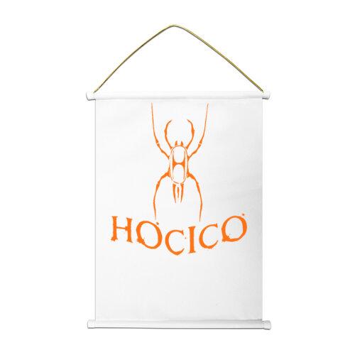 Тканевый плакат Hocico
