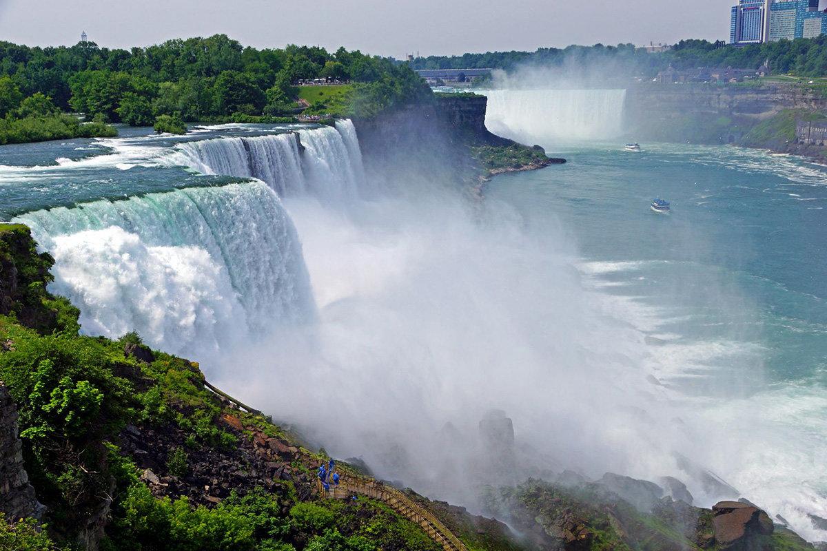 Картинки самый большой водопад