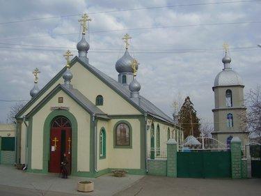 николаев храм святого духа