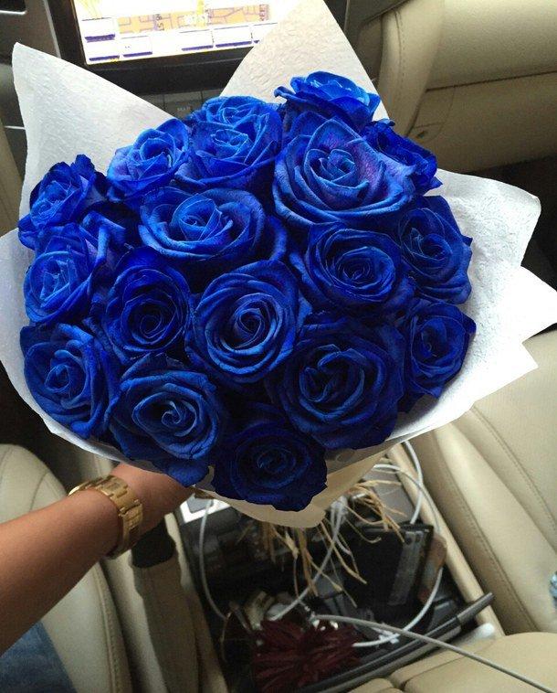 Поздравляю универсальные, красивые синие картинки для инстаграм