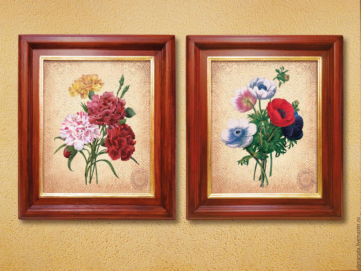 Поздравлениями лет, картина из двух открыток