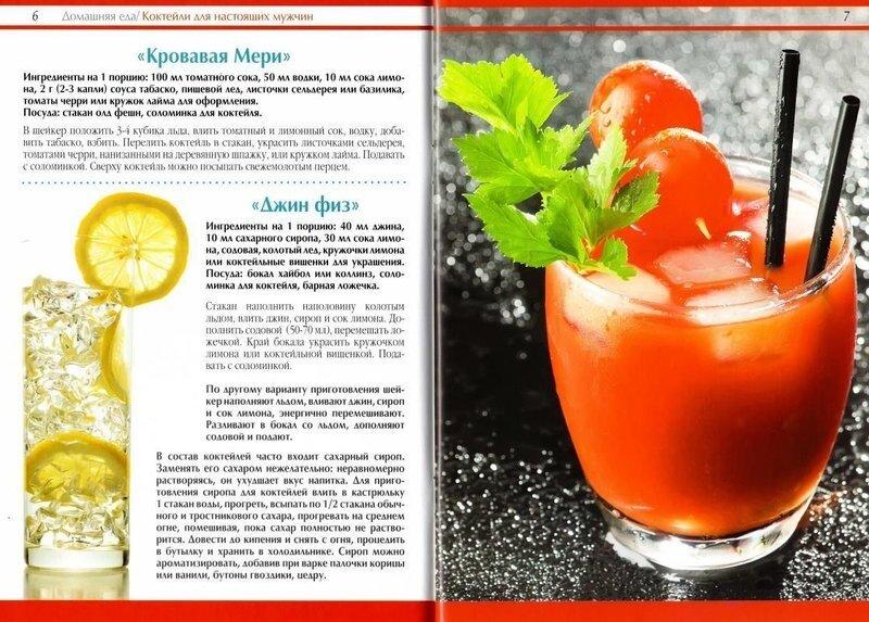 рецепты еды и напитков - карточка от пользователя Вячеслав Д