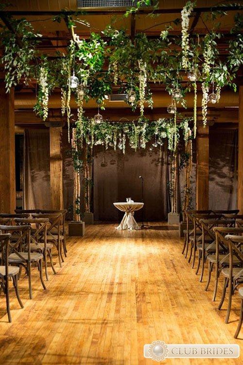 Идеи оформления свадьбы в стиле лофт