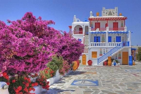 Отдых на Миконосе в 2017, Греция - цены, пляжи, развлечения и ... Прежде всего стоит съездить на экскурсию на Миконос с профессиональным  годом, который познакомит вас со всеми местными достопримечательностями и в  ...