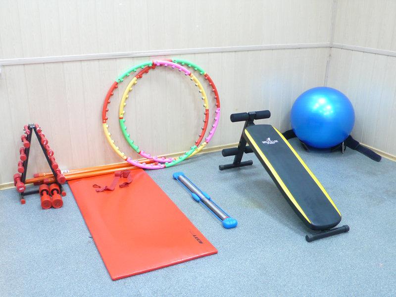 Профессиональное оборудование для фитнеса