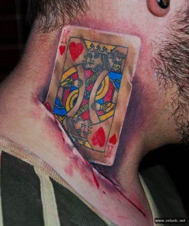 Tattoo на пизде