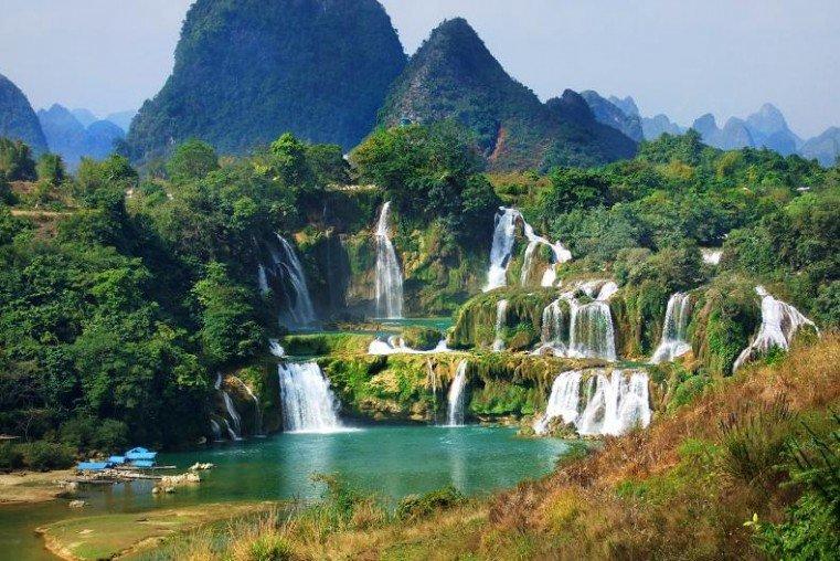 этой самые красивые места в азии фото хозяин