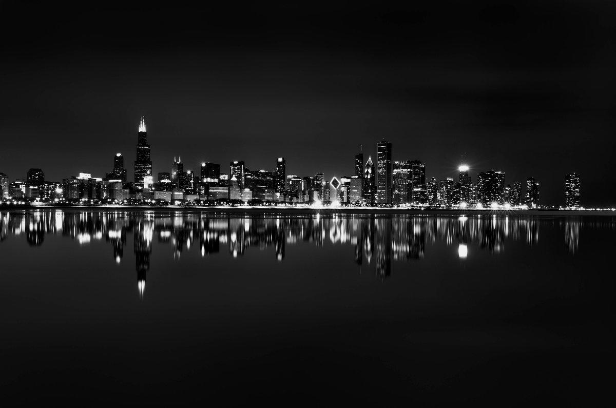 картинки города в черных тонах уст самих