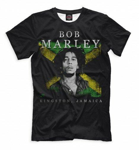Футболка для мальчиков Bob Marley