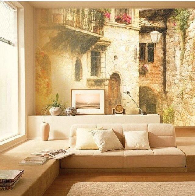Фотообои прочно вошли в моду для создания неповторимых и оригинальных дизайнерских интерьеров в домах и квартирах.