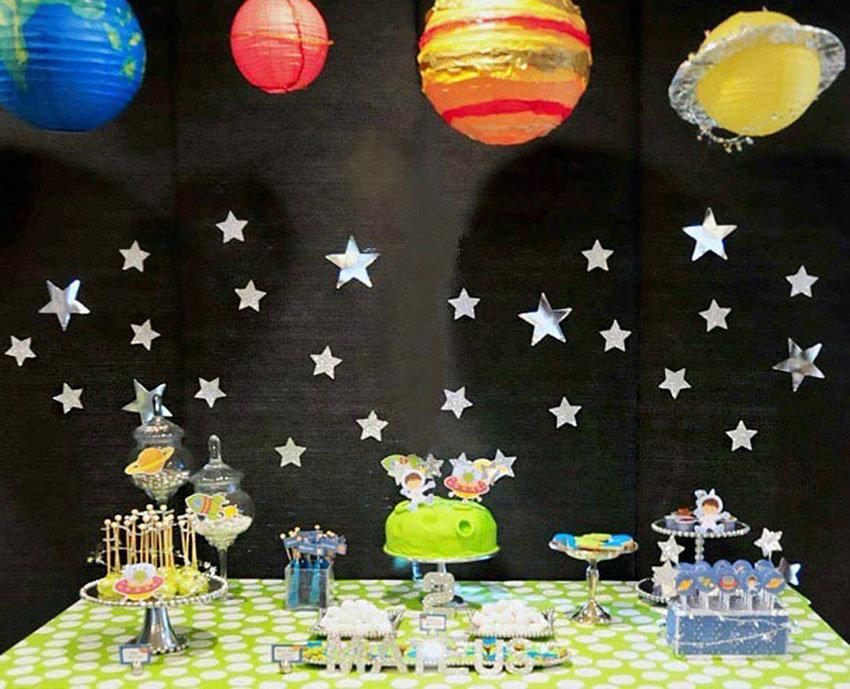 Все отзывы космическая вечеринка для детей своими руками дома сериала предполагают