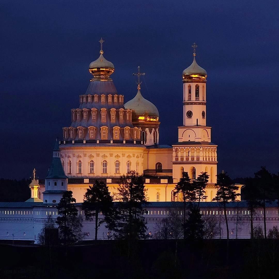 Город истра московской области фото