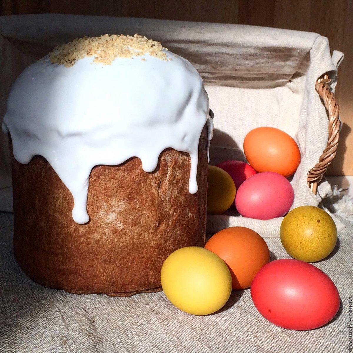 куличи пасхальные красивые рецепт с фото