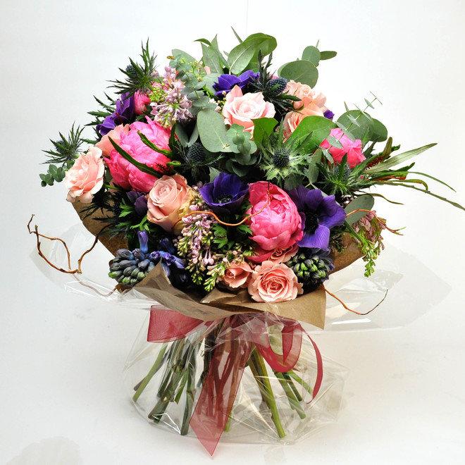 Цветов, флорист оформление букетов