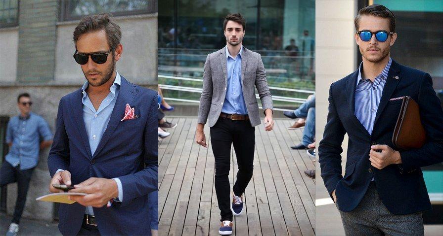 стильная офисная одежда для мужчин готовые образы сколько часов
