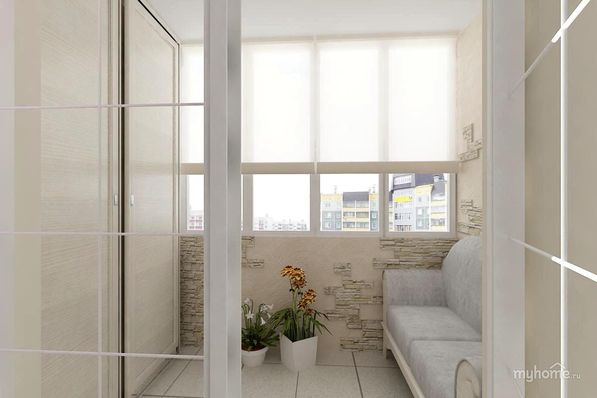 """Проект: четырех-комнатная квартира 100кв.м, автор """"art-проек."""