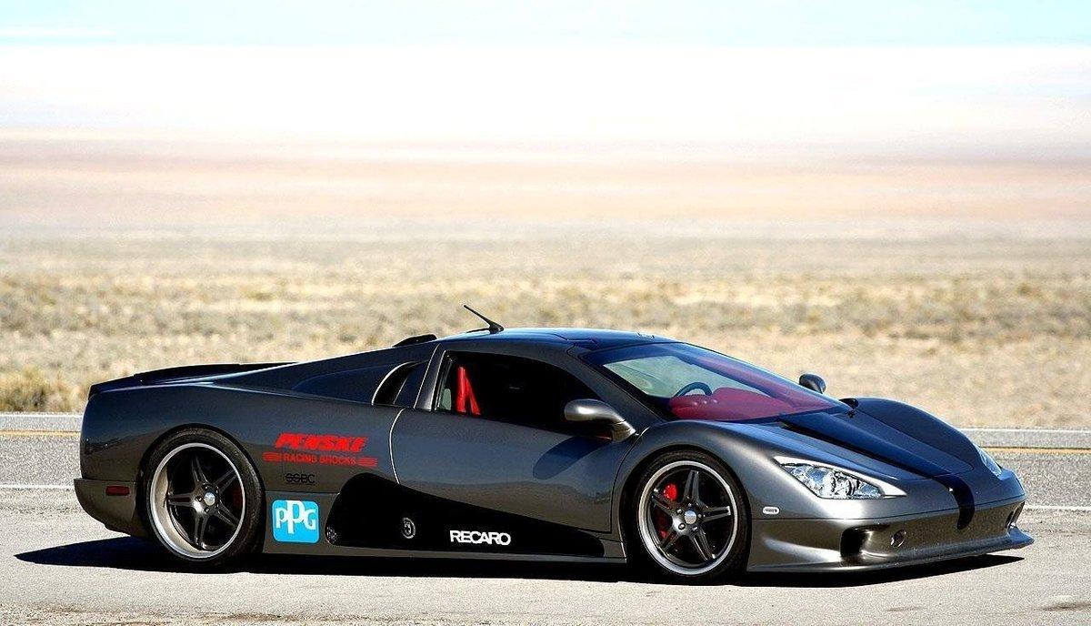 Самые быстрые машины в мире видео моему