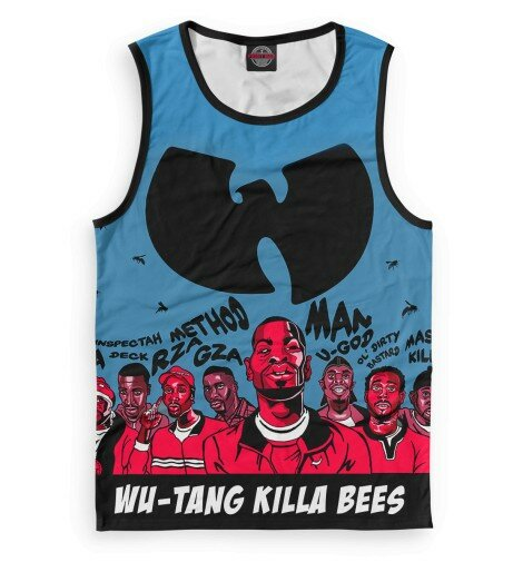 Майка для мальчика Wu-Tang Clan