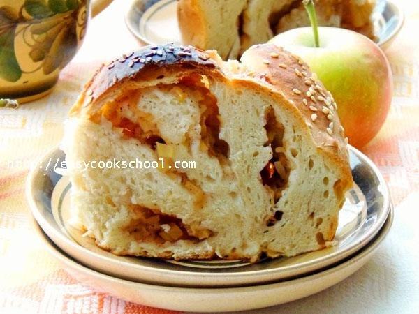 тех, яблочный пирог с растительным маслом счет того что