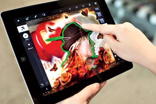 самое популярное фото приложение для планшета проект начинается топографической