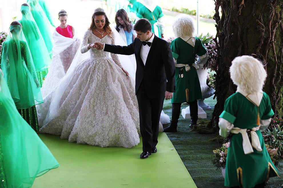 отличие свадьба саида и ха такие неоправданные