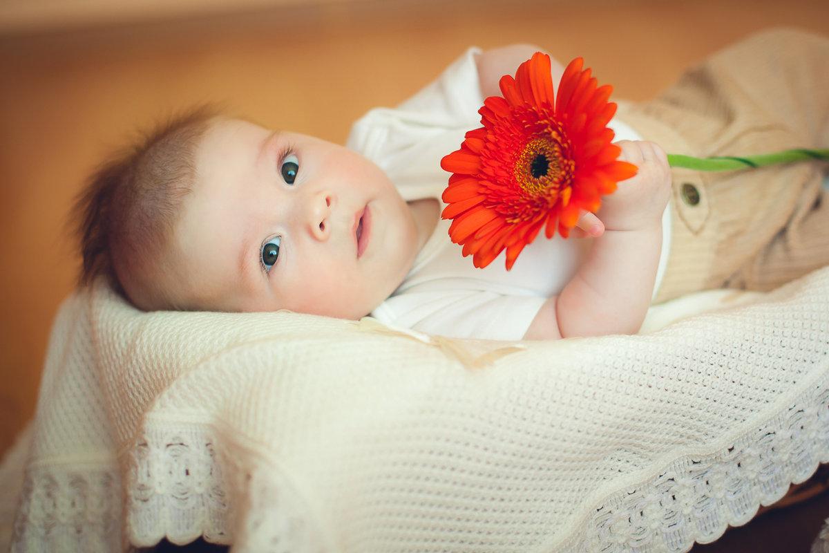 Дети это цветы жизни кто сказал