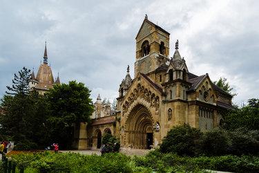 церковь в венгрии
