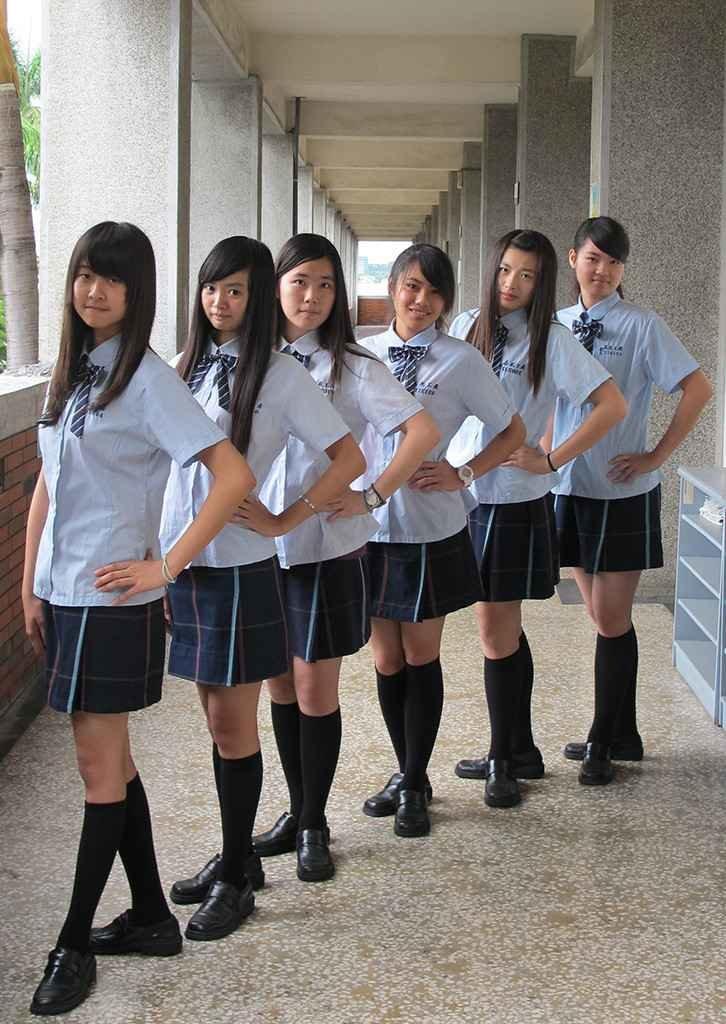 Японская школьная форма уникальна как по внешнему виду, так и по принципу создания ансамблей