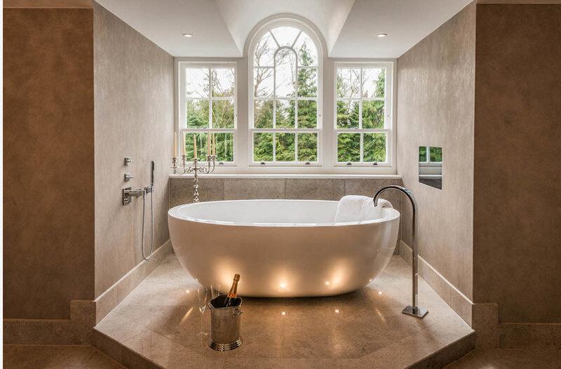 Как сделать правильно освещение в ванной