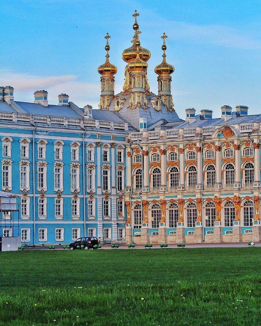 машины екатерининский дворец в санкт петербурге фото более легкой игры