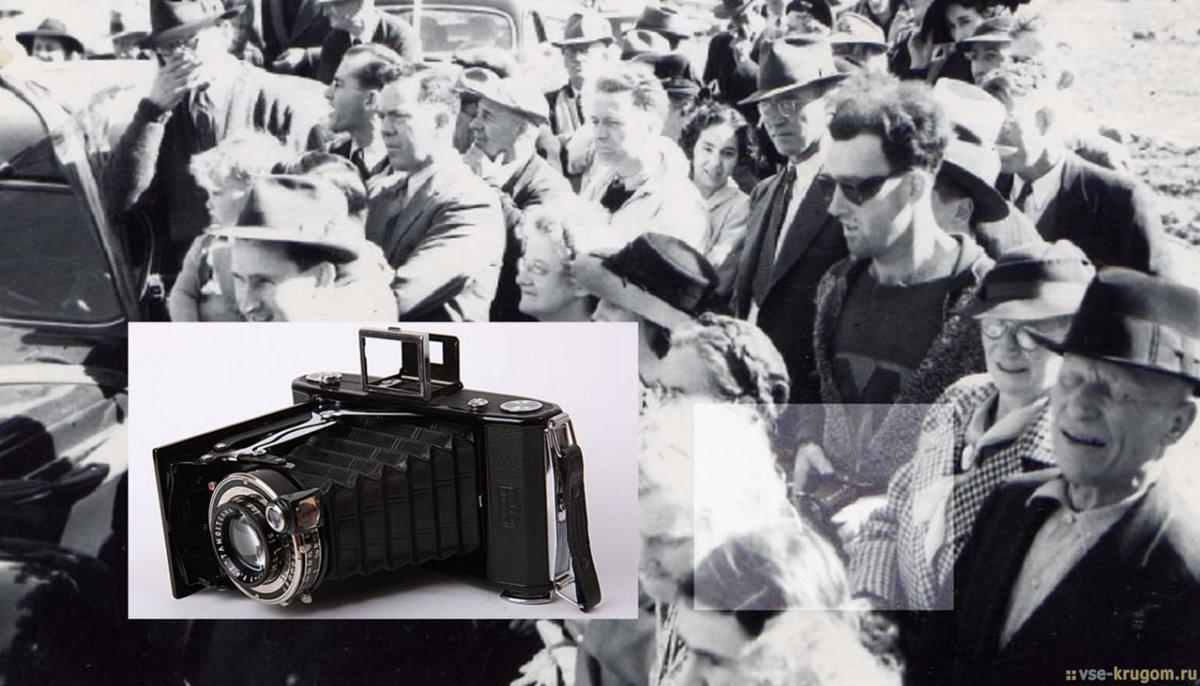 Исторические фото с людьми из другого времени