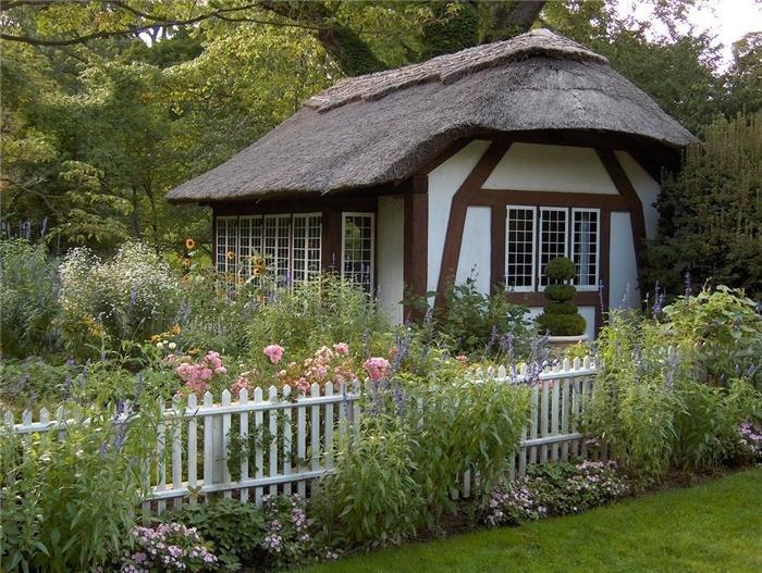 Совсем недалеко от Нью-Йорка (США) расположились удивительные сады