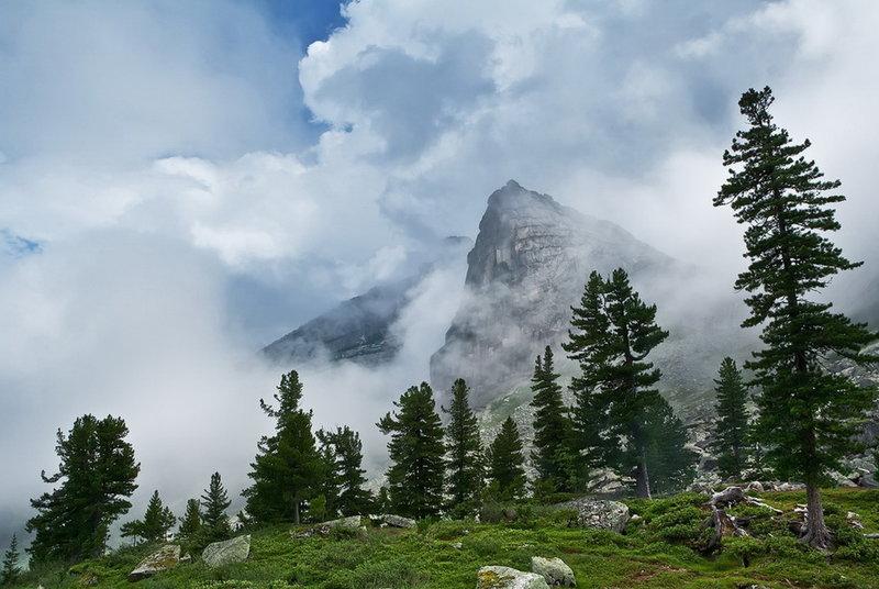 Горы Ергаки