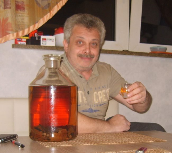 Рецепт приготовления коньяка из водки