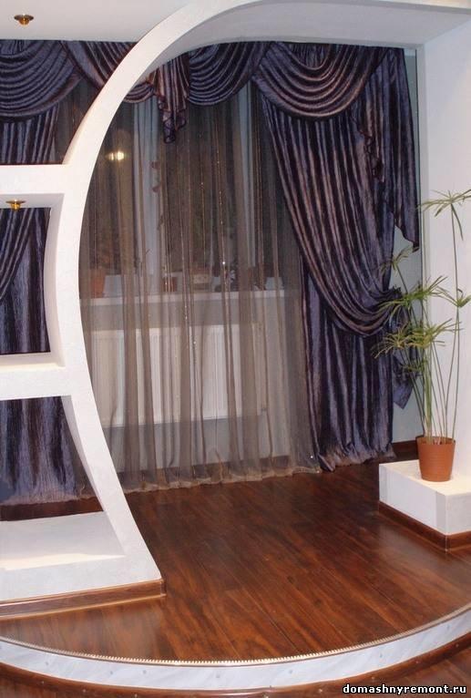 """Арочные шторы в гостиной"""" - карточка пользователя asyutin.bo."""