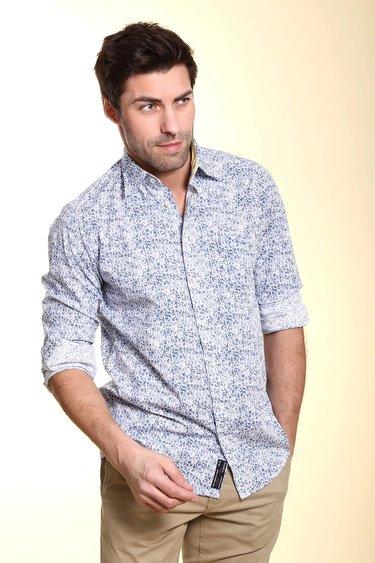 b6e6503281c7627 Мужские рубашки и сорочки Greg Horman 2018 - каталог, где ку ...