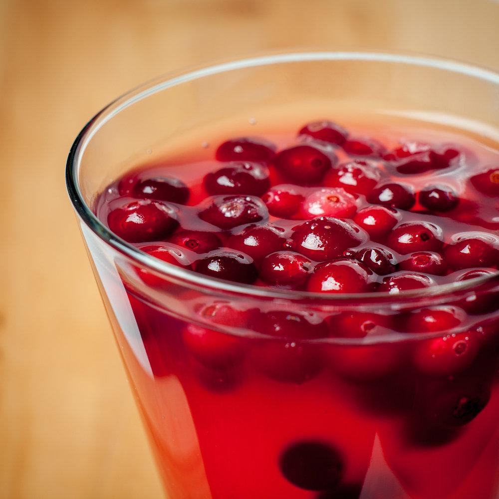 компот из свежих плодов или ягод