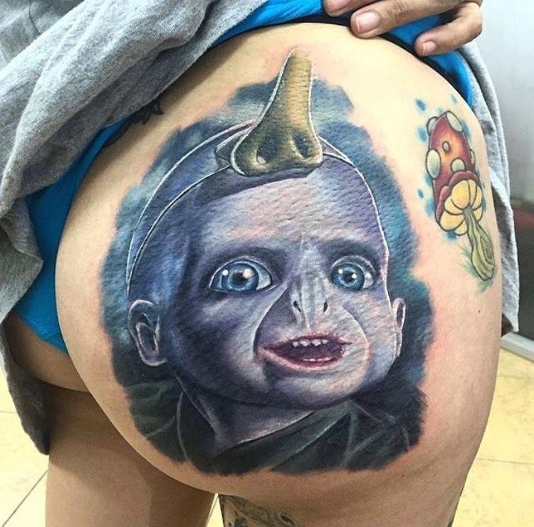 Смешные картинки с татуировщиками