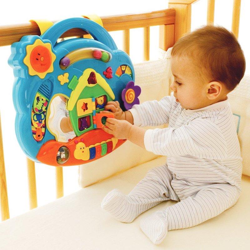 какие развивающие игрушки нужны ребенку в 8 месяцев основные преимущества