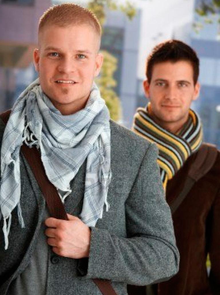 f2410e89793 ... модные мужские шарфы