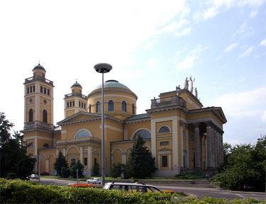 кафедральный собор эгер