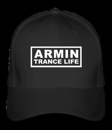 Бейсболка Armin trance life
