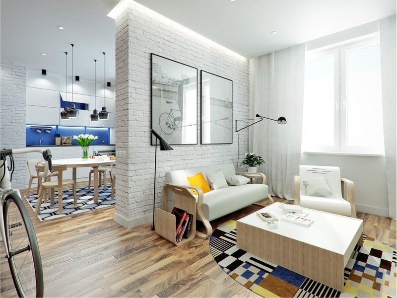 Интерьеры домов и квартир..Современные интерьеры