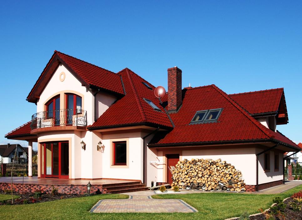 крыша для загородного дома в картинках копилке натальи слишком
