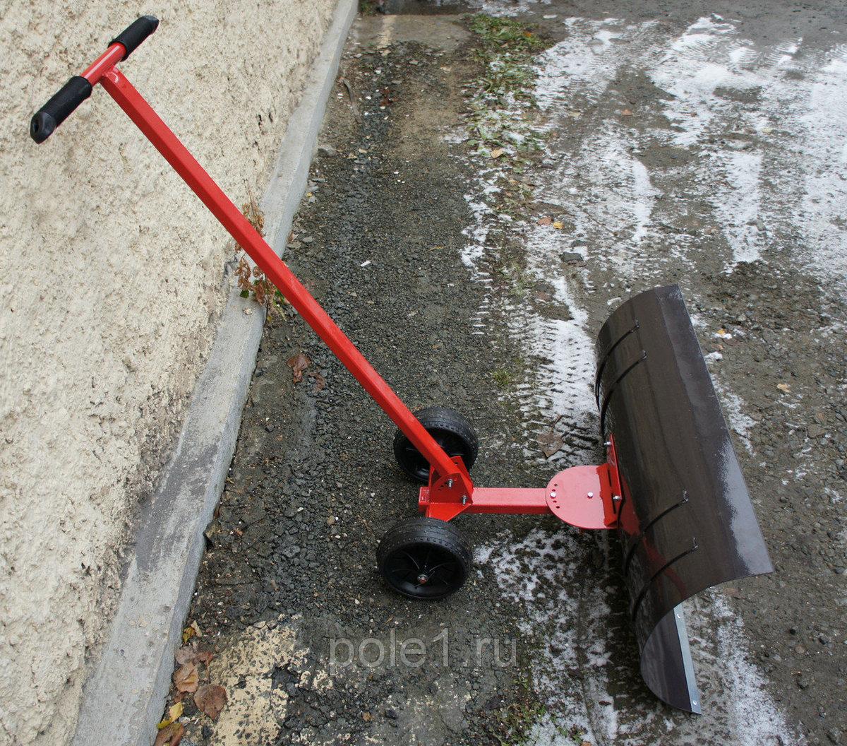 Большая лопата для уборки снега своими руками фото 740