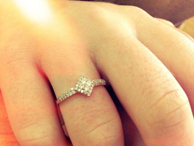 Картинки кольцо на пальце, днем