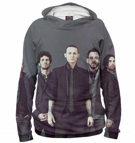 Худи для девочки Linkin Park