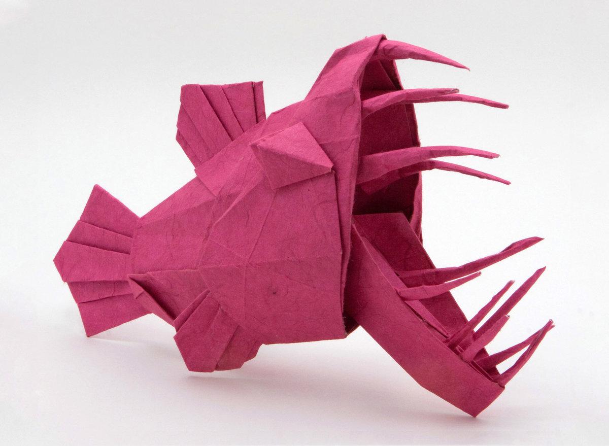 картинка искусство оригами также смутило